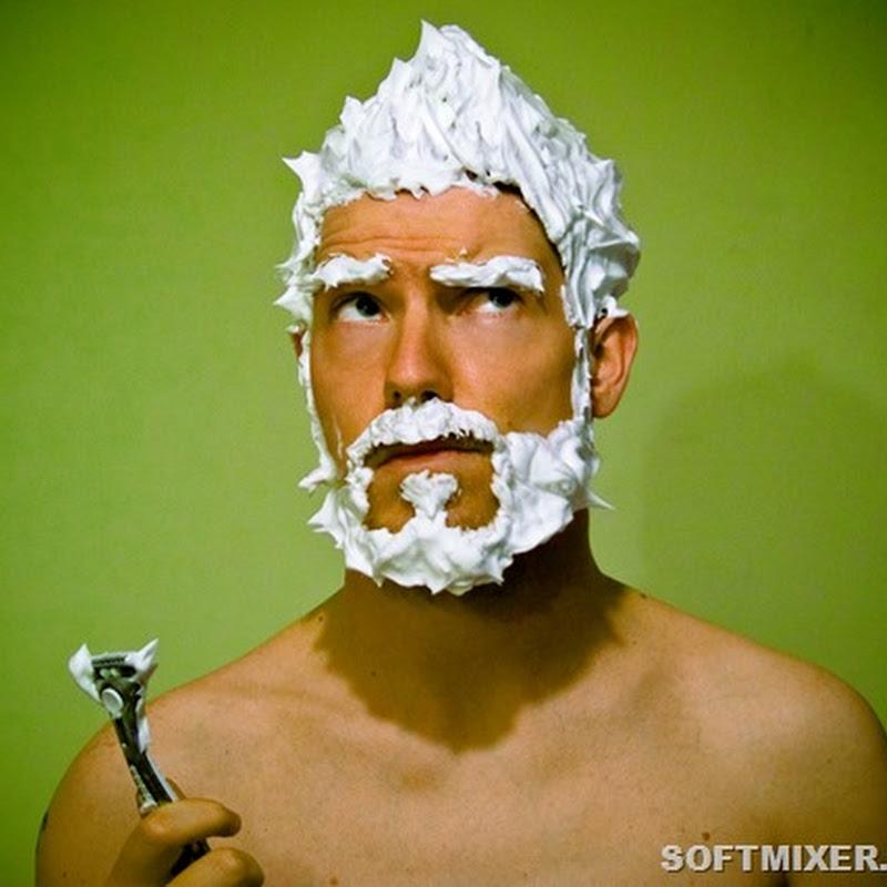 Что может пена для бритья?