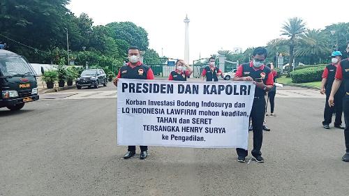 Ini Respon Kritis Para Nasabah  Atas Pernyataan Brigjen Helmi Santika Terkait Kasus Rp15 Triliun Indosurya
