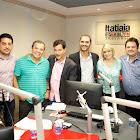 Prefeito Carlin Moura na Radio Itatiaia