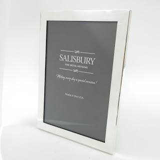 Sterling Silver Salisbury Frame