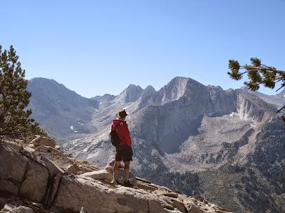 Shepherd's Crest, Yosemite National Park  ©http://backpackthesierra.com