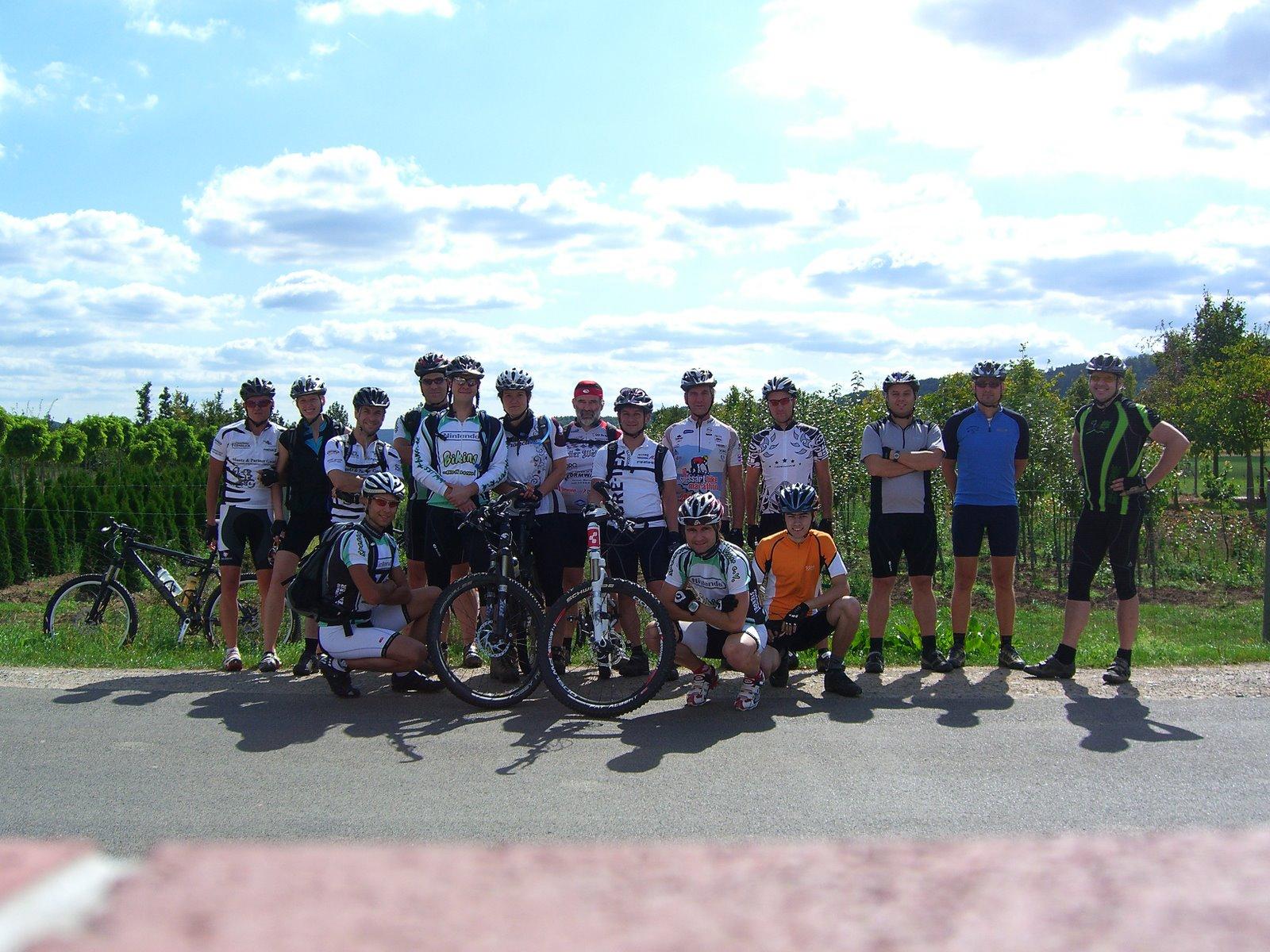 Spessart-Biker Tour am 12.09.2009