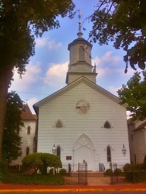 St Peter's Church, 33 Throckmorton Street, Freehold, NJ 07728, United States