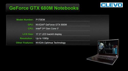 """GeForce GTX 680M: VGA """"khủng"""" cho laptop lộ diện 5"""