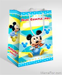 Bolsa Mickey Mouse Baby