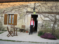 The gite at Les Pignons