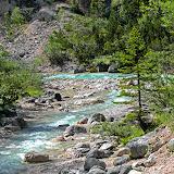 Река Lago di Fanes