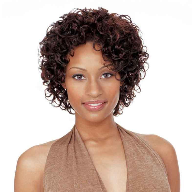 curly weave hairstyles for black women 2016  Styles 7