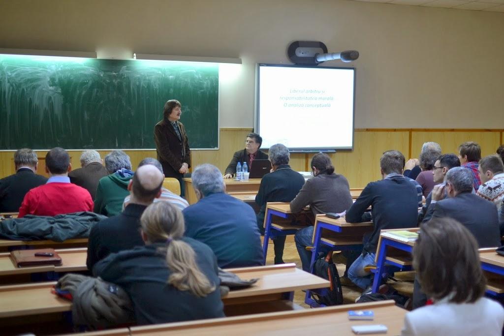 Mircea Dumitru - Liberul arbitru si responsabilitatea 037