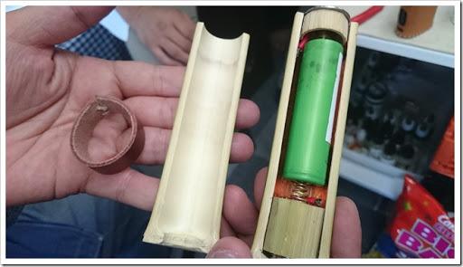 DSC 2942 thumb%25255B2%25255D - 【DIY/ビルド台】「Pilot Vape Coil Magician TAB」と「竹ニカルMOD」レビュー【One Caseさん】