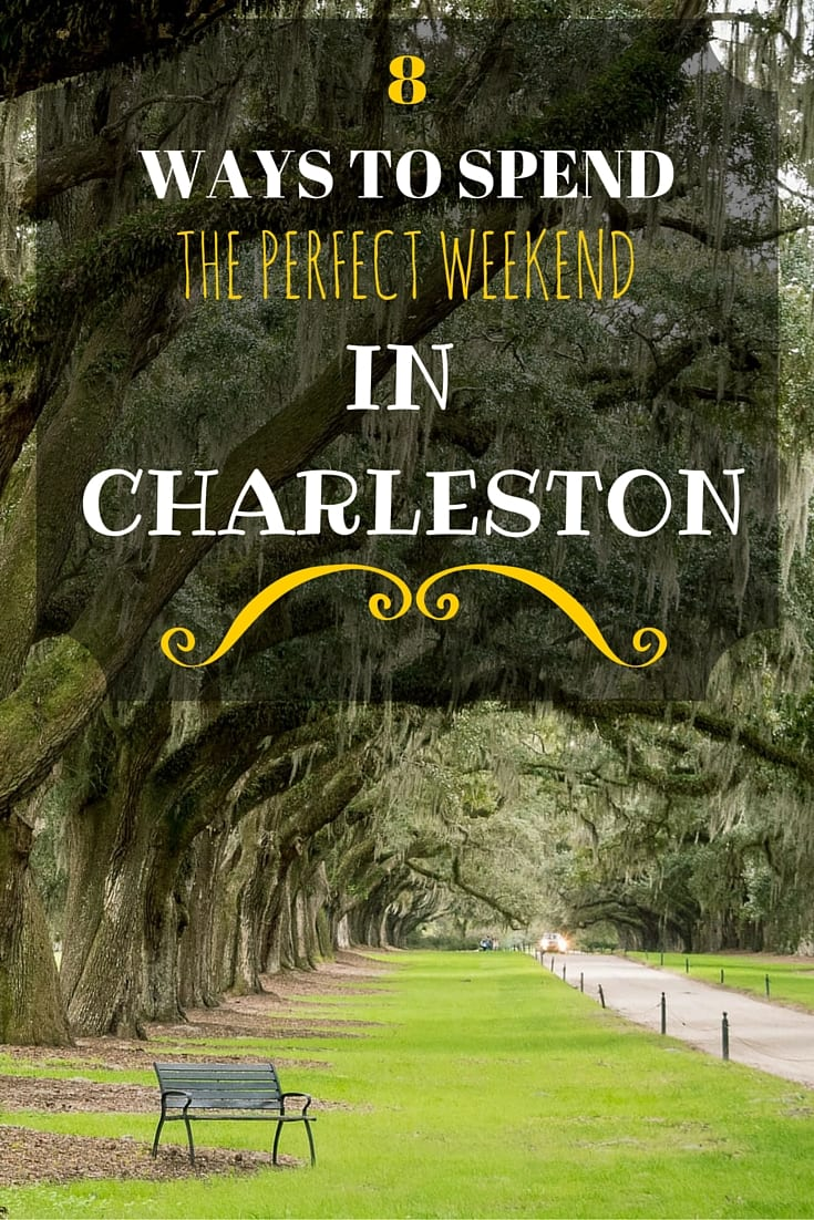 Tips and ideas for visiting Charleston, including sightseeing highlights, accommodation options and the best dining options