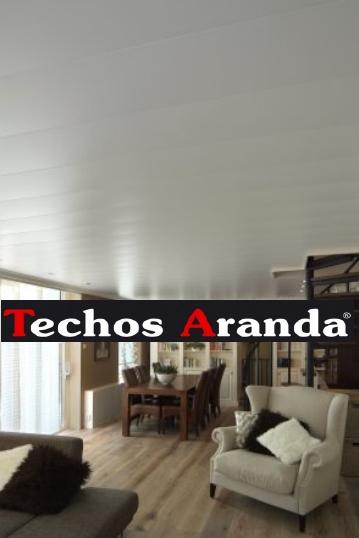 Imagenes de empresa techos aluminio Madrid