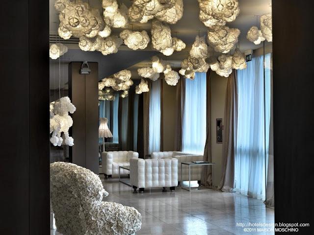 Maison Moschino_5_Les plus beaux HOTELS DESIGN du monde