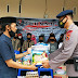 Peduli Sesama, Batalyon C Pelopor Berikan Bantuan Sembako Untuk Masyarakat Yang Membutuhkan