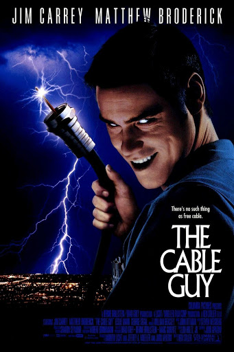 The Cable Guy - Người Mắc Cáp