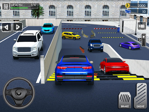 Parking Professor: Car Driving School Simulator 3D 1.1 screenshots 16