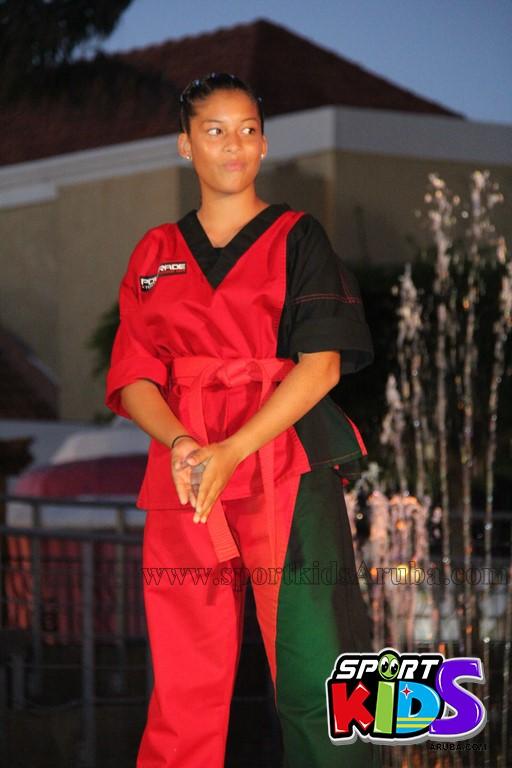 show di nos Reina Infantil di Aruba su carnaval Jaidyleen Tromp den Tang Soo Do - IMG_8639.JPG