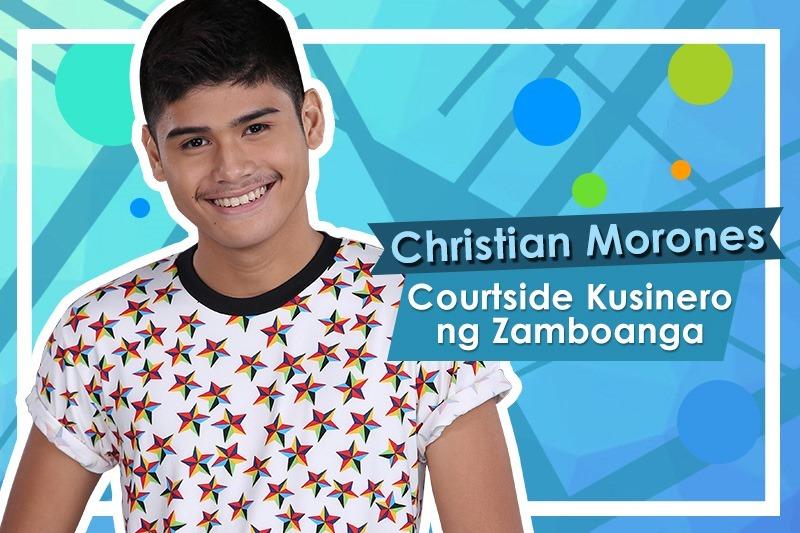 PBB 7 - Christian Morones