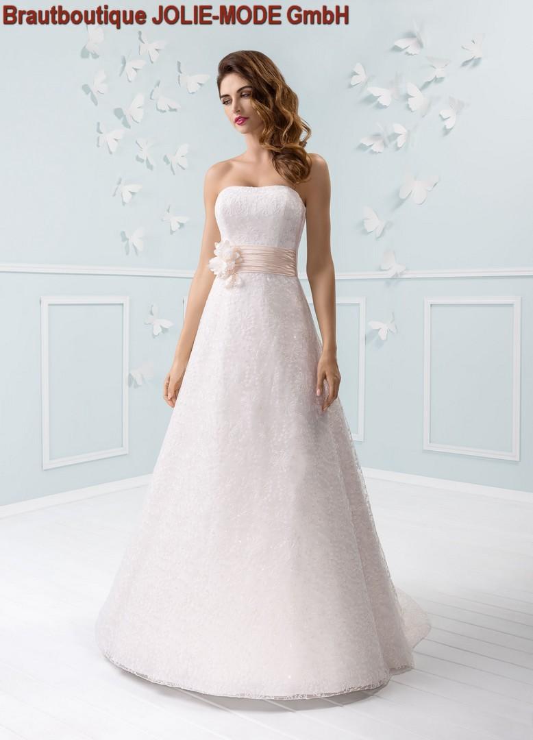 Jolie Mode Romantisch Brautmode Brautkleider Hochzeitskleider
