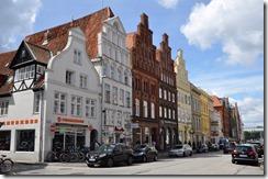 4 Lubeck facades