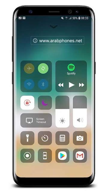تثبيت ثيم ايفون على اندرويد -  أفضل تطبيقات لانشر iOS