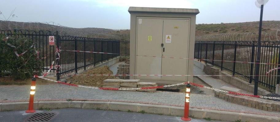 Oyakkent 2 Sitemize kesintisiz enerji vermek maksadıyla jenaratör yapımı çalışmalarına başlanmıştır.