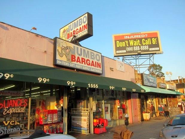 Echo Park, stores