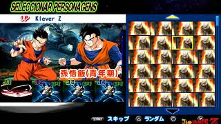 SAIU! NEW DRAGON BALL HEROES (Mod) TENKAICHI TAG TEAM  + MENÚ  PARA ANDROID E PC [PPSSPP]