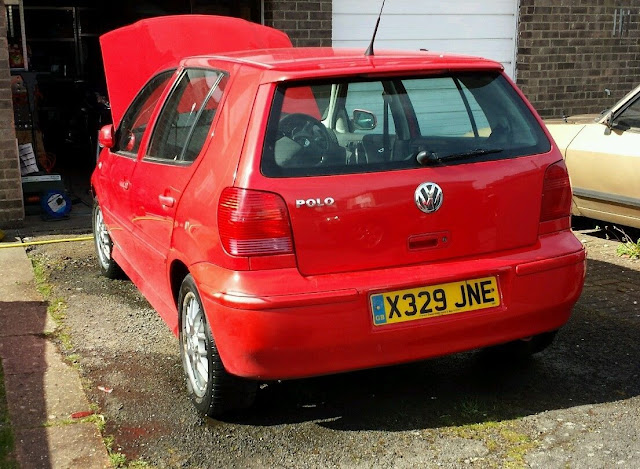 red polo gti 6n2 braking 5 door uk polos net the vw. Black Bedroom Furniture Sets. Home Design Ideas