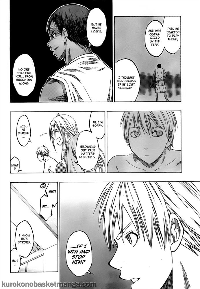 Kuroko no Basket Manga Chapter 39 - Image 14