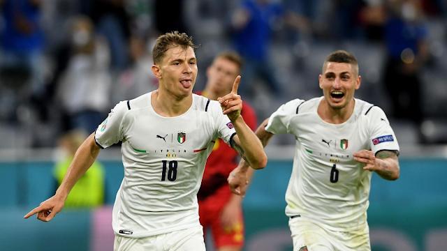 Jadual Semi Final Euro 2020, 4 Pasukan Akhir Beraksi