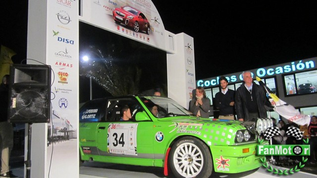Avance 37º Rallye Orvecame - Isla de Lanzarote