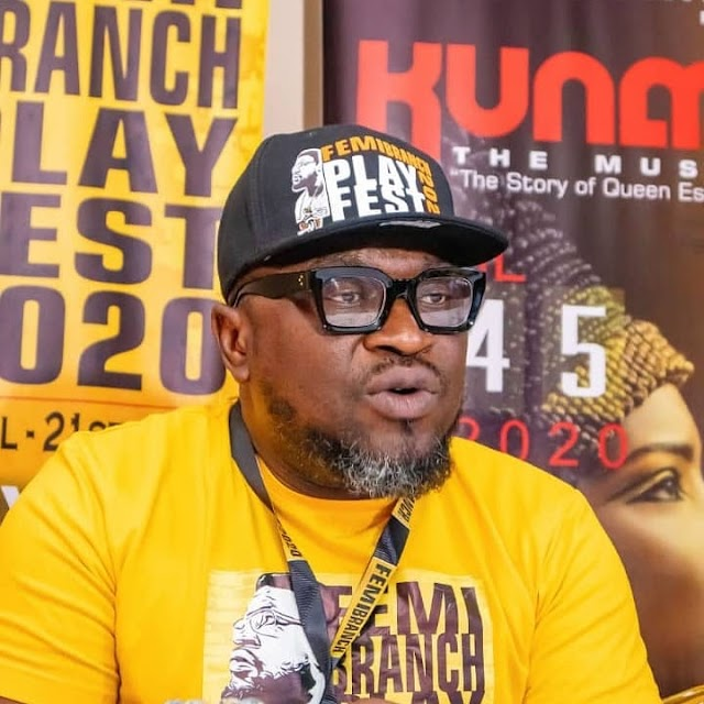 Read Why Nollywood Actor Femi Branch Is Touring 10 Cities For 80 Days
