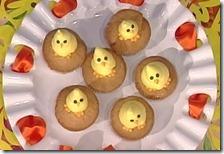 Pulcino cupcake