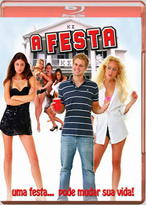 Filme Poster A Festa BDRip XviD Dual Audio & RMVB Dublado