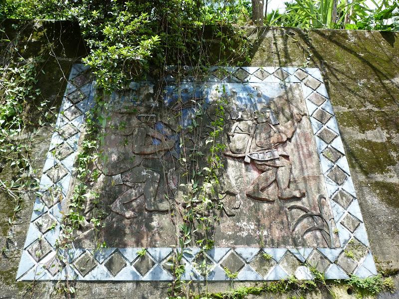 Puli  en passant , entre autres, par les villages de l ethnie Bunum de Loloko et Dili. J 10 - P1160881.JPG
