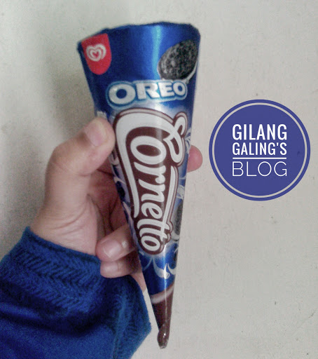 review walls cornetto oreo