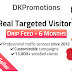 TARGETED Real Website TRAFFIC for 6 months for $19