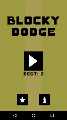 Blocky Dodge