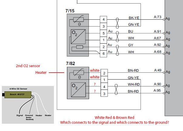 4 Wire 02 Sensor Ford Diagram Wiring Diagram