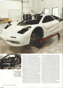 Classic and Sports Car magazine - Rowan Atkinson Mclaren F1 Special - Page 5 - Mclaren Woking