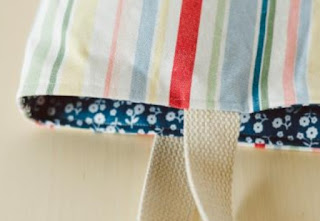 Langkah terakhir dalam cara membuat tote bag paling simpel