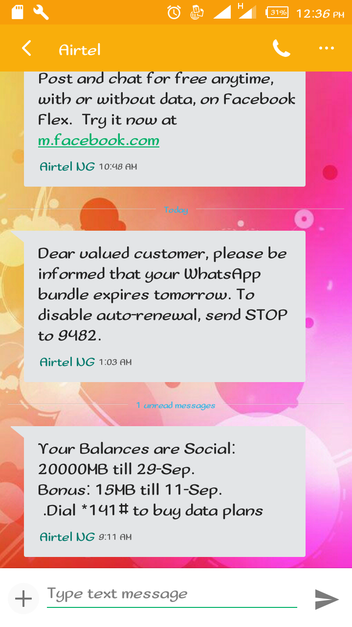 How to check auto renewal in airtel — photo 1