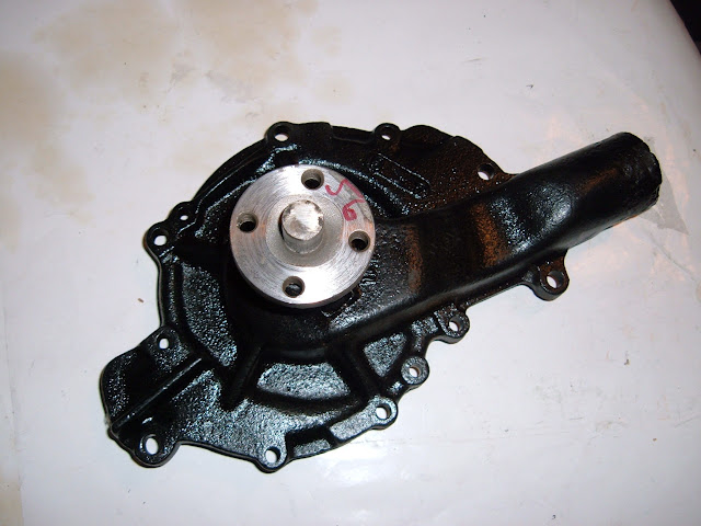 WP-2.. 1956 322 rebuilt pump with gasket. 125.00 exchange.