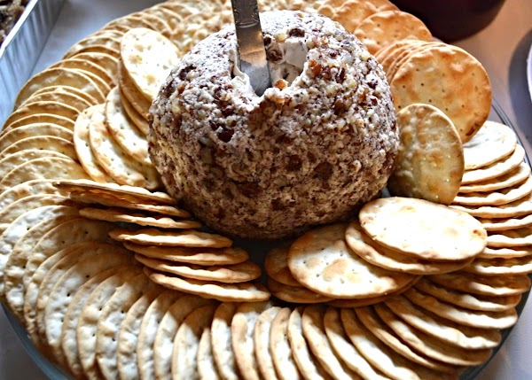 Chipped Beef Cheese Ball Recipe