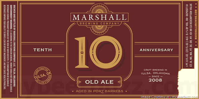 Marshall Brewing - 10 Old Ale Variants