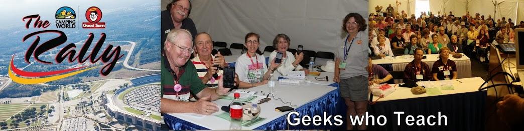 Geeks who Teach