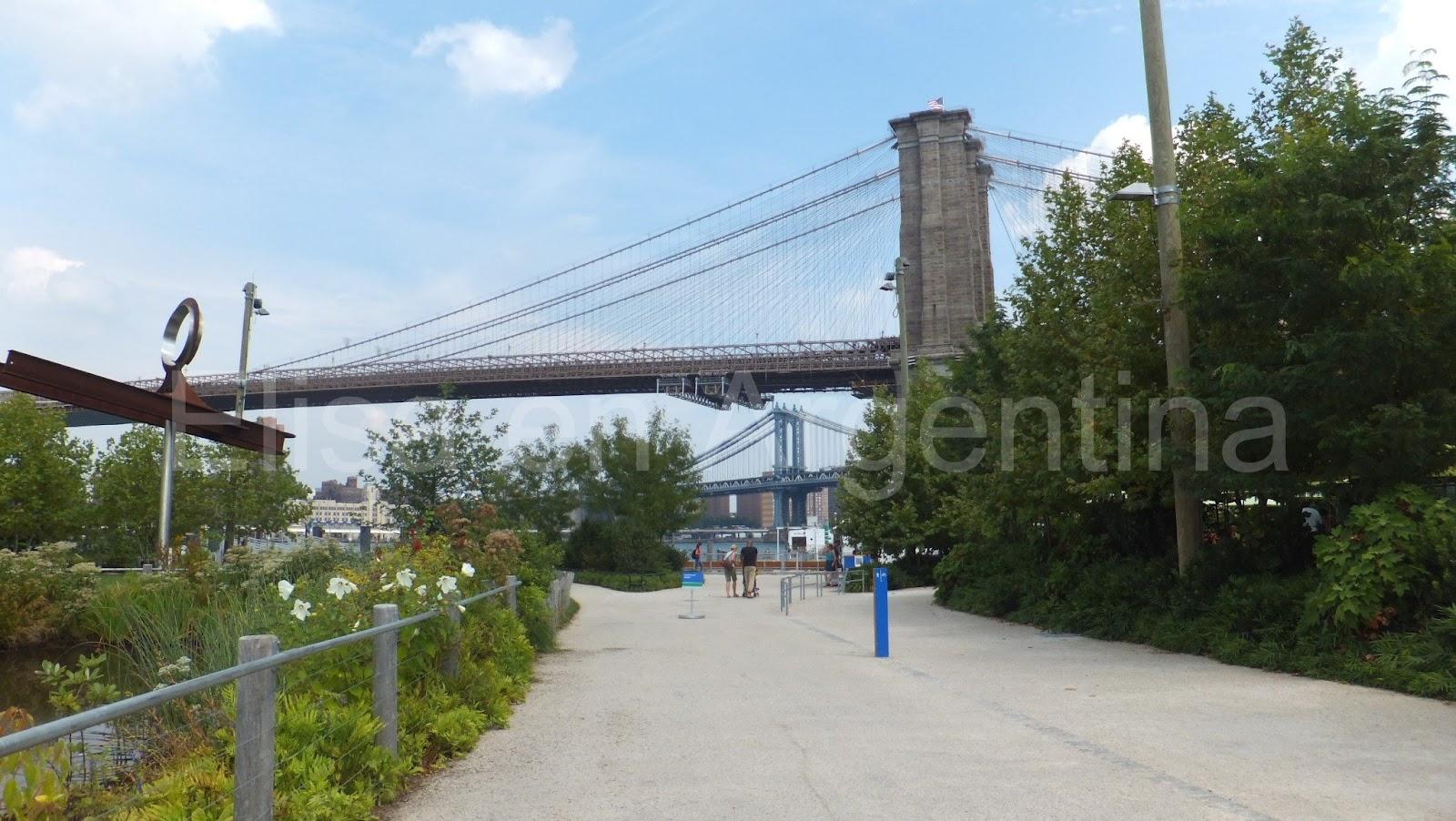 Brooklyn Heights Promenade, New York, Elisa N, Blog de Viajes, Lifestyle, Travel