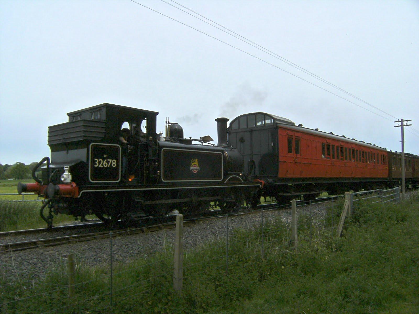 DSCF0826(1) Kent & East Sussex Railway, Bodiam