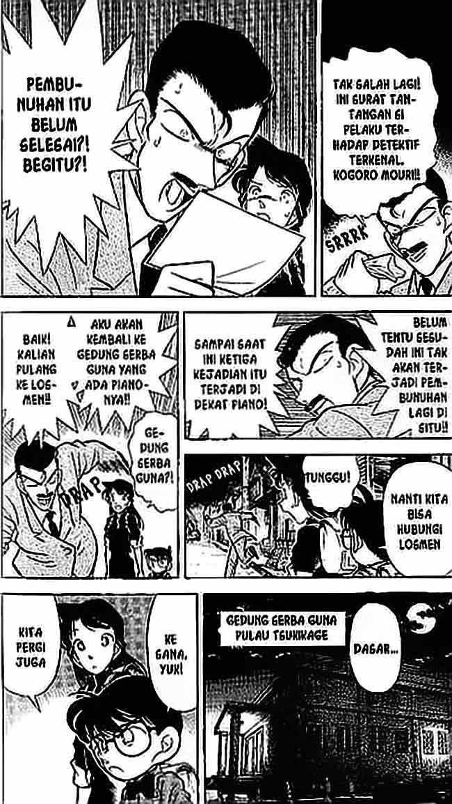 2 Detective Conan   064 Partitur Yang Tertinggal